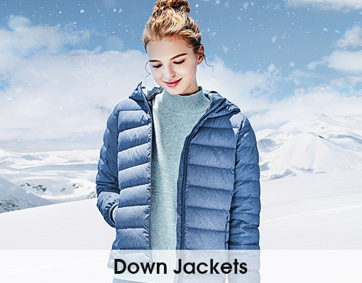 Shop Women Down Jackets Online | ZALORA Hong Kong