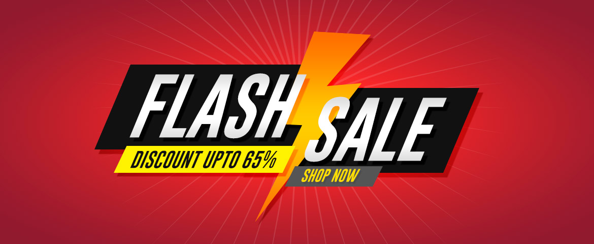 Flash Sale Discount