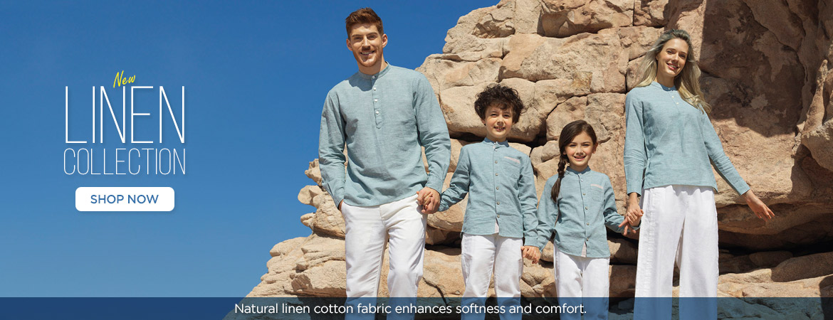 All New Linen Collection
