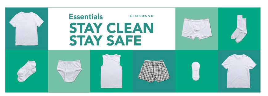Giordano Essentials