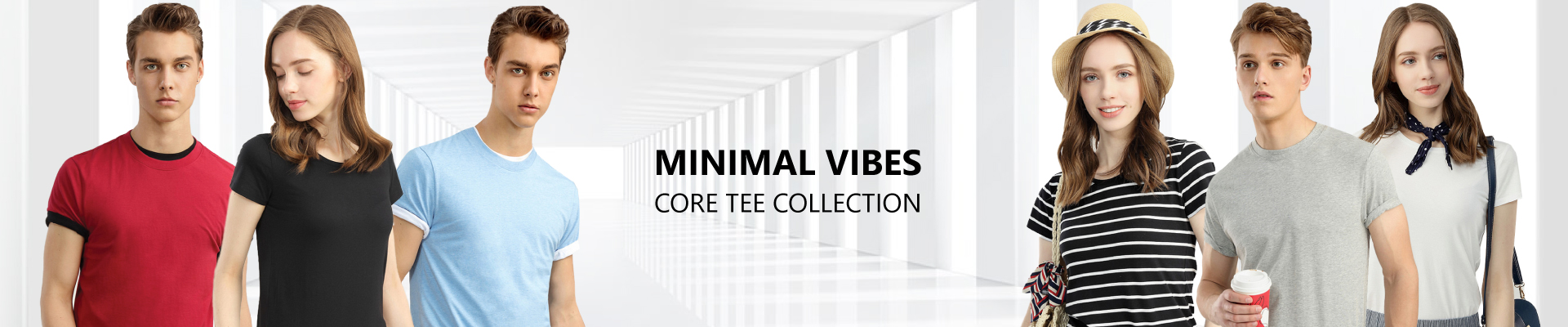basic core tees