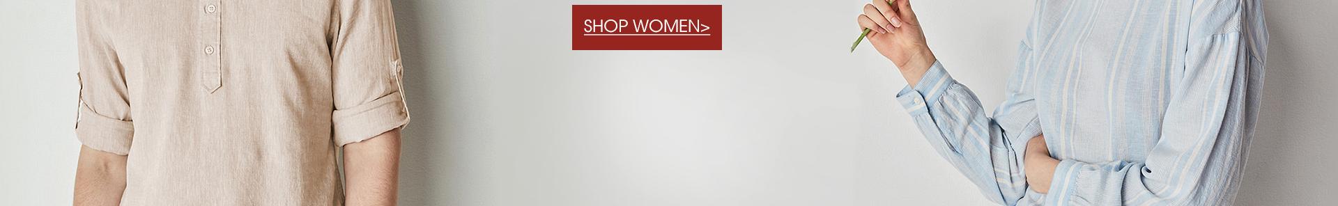 Women's linen collection