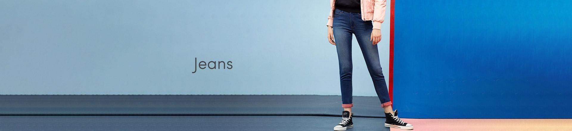 Women's L Women's Giordano Thailand Jeans rdeBoCx