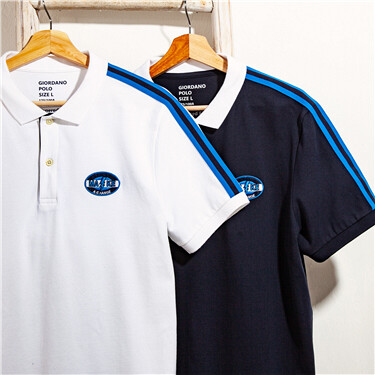 Giordano Short Sleeve Polo Shirts