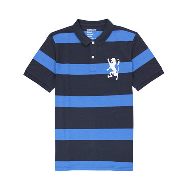 Stripe Polo