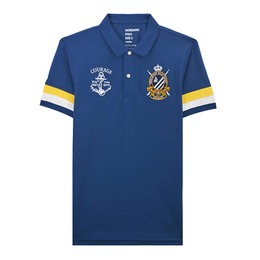 Napoleon Courage embroidery polo