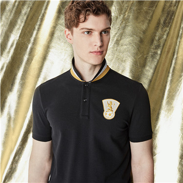 World Football series short sleeves polo
