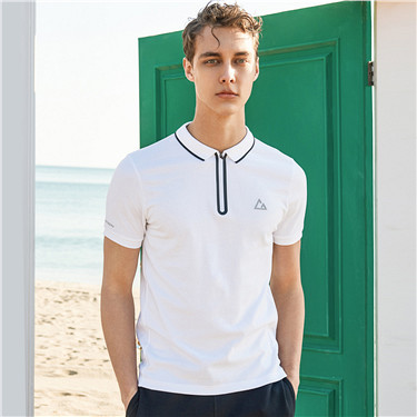 Mens G-MOTION quick dry polo