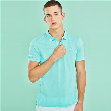 G-Motion slim fit polo shirt