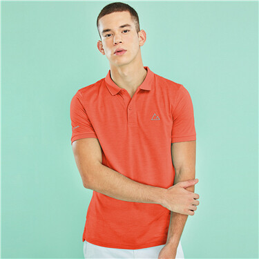 Mens G-MOTION slim fit polo shirt