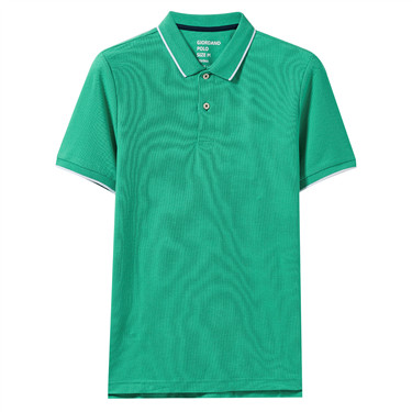 Solid CVC Polo