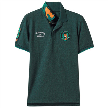 Amazon Series Embroidery Polo Shirts