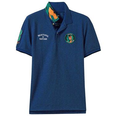 Amazon Series Embroidery Polo Shirts