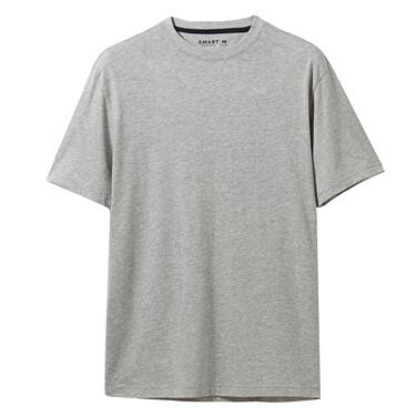 男裝SMART素色短袖T恤