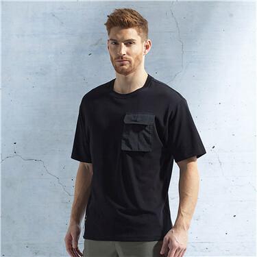男裝G-Motion口袋短袖T恤