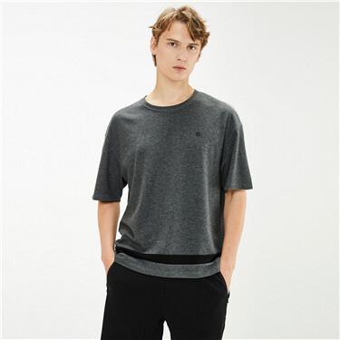 男裝G-Motion黑科技速乾短袖T恤