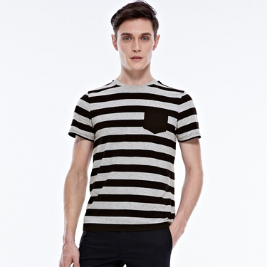 Nautical striped t-shirt