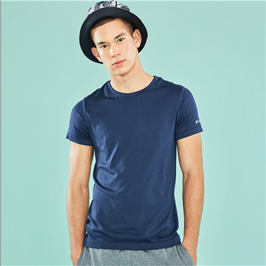 G-MOTION Coolmax seamless short-sleeve tee
