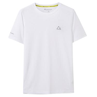 G-MOTION印花圆领短袖T恤