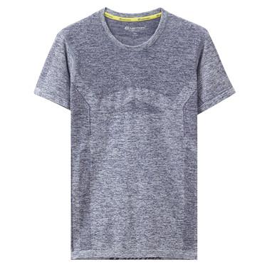 男裝COOLMAX 透氣圓領運動短袖T恤