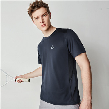 Mens G-MOTION Bamboo Charcoal Fiber Tee