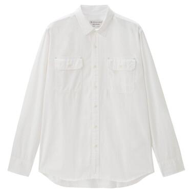 男裝工裝風襯衫