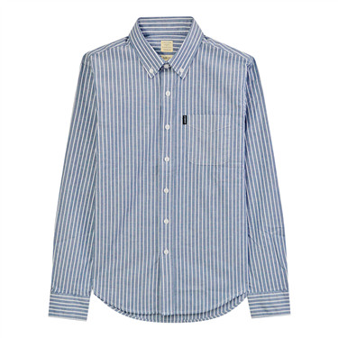 Oxford long sleeve pocket shirt