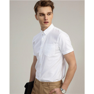 Short-sleeve pocket shirt