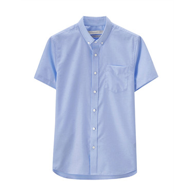 Short-sleeve pocket shirt