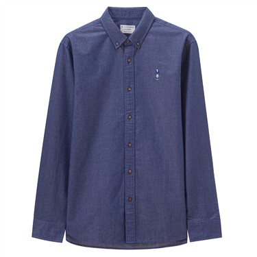 Long sleeves oxford shirt