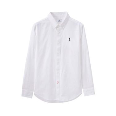 Long sleeves oxford shirt