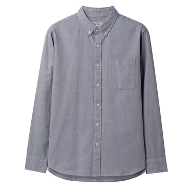 Cottton Long Sleeve Shirt