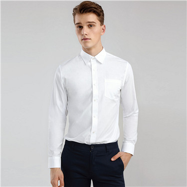 Casual slim shirt