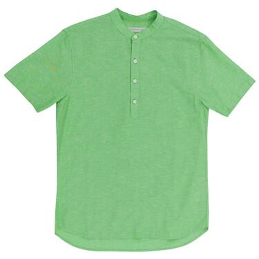 Cotton Short Sleeve Shirt