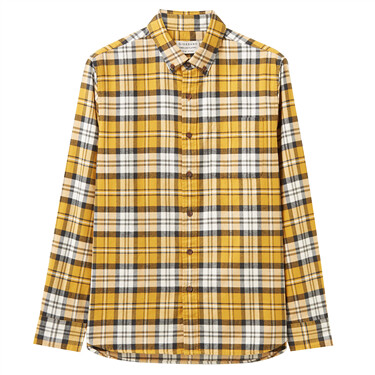 Flannel Pocket Shirt