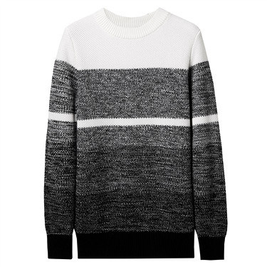 Heather crewneck sweater