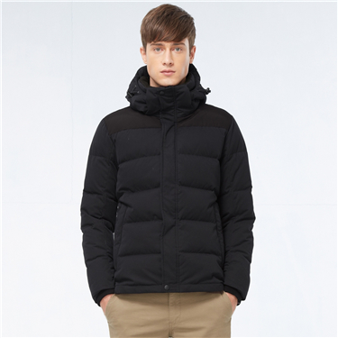 Teflon coating down jackets