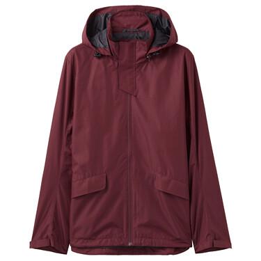 Windproof slim detachable hood