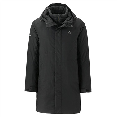 G-MOTION printing hooded 3 in 1 jacket