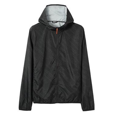 G-Motion 中性連帽輕薄風衣外套