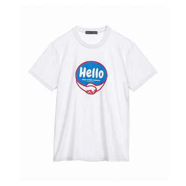 Greeting Message Tee