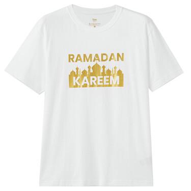 Ramadan Theme Print Tee