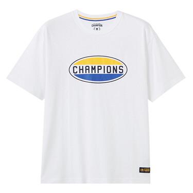 男裝Champions 印花T恤