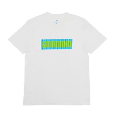 Crew Neck Short Sleeve Logo Print Tee