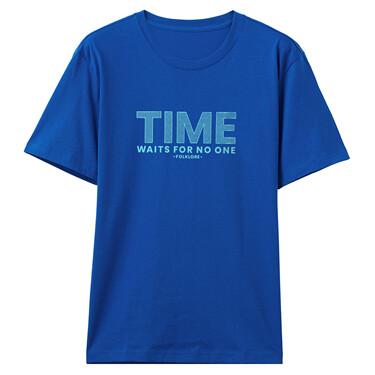 Slogan Print Tee