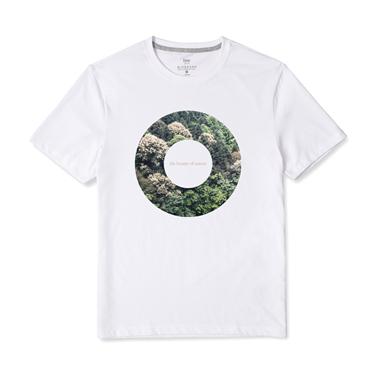 男裝數碼印花T恤