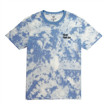 男裝HOLIDAY VIBES印花短袖T恤