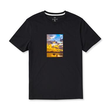 【網上獨家】男裝數碼印花T恤