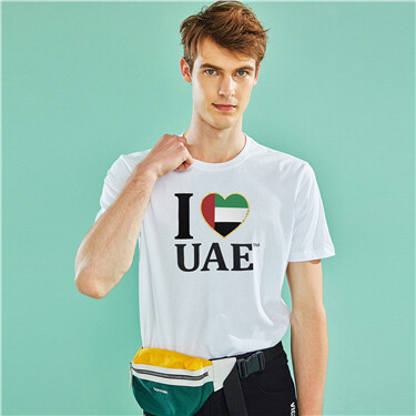 UAE Limited Edition Print Tees