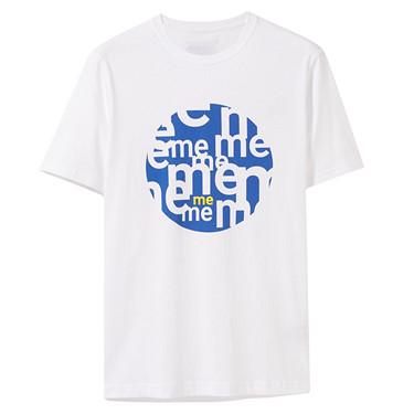 男裝Simply Me 印花T恤